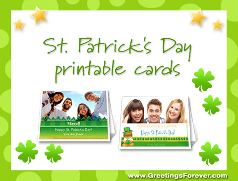 Ecards  St. Patrick's Day