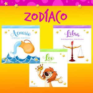 Imágenes: Zodíaco