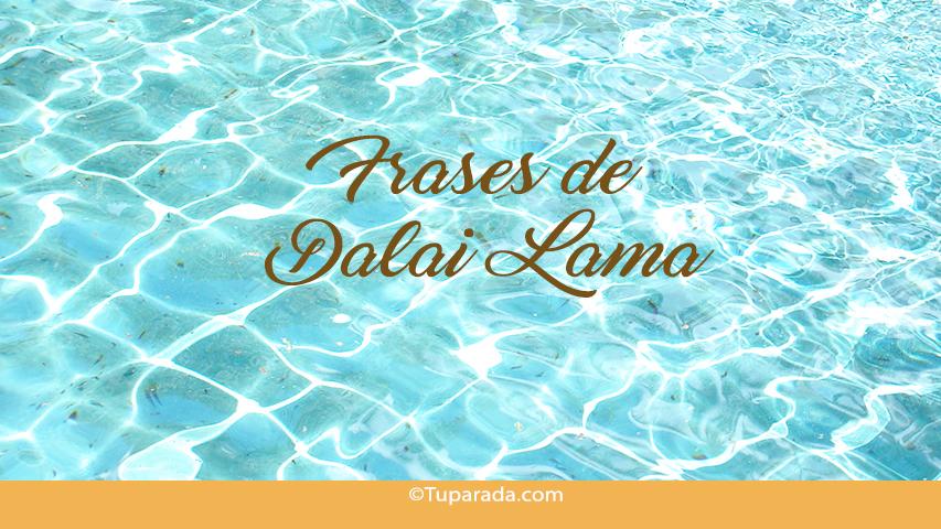 Tarjetas de  Dalai Lama