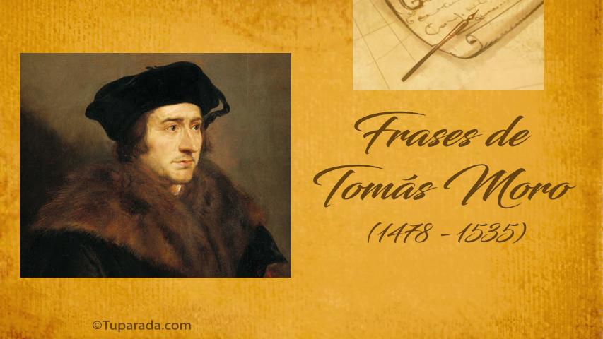 Tarjetas de  Tomás Moro
