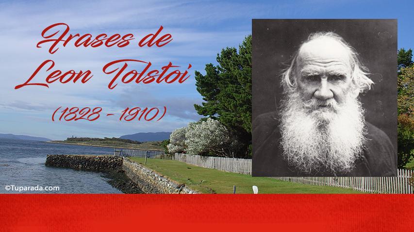Tarjetas de  Leon Tolstoi
