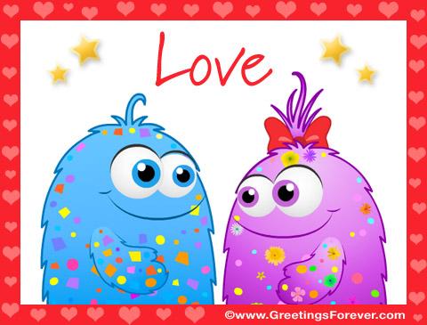 Tarjetas de Love