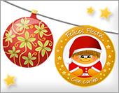 Tarjetas, postales: Manualidades de Navidad