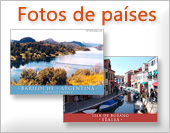 Tarjetas, postales: Fotos de países