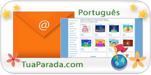 TuaParada.com auf Portugiesisch