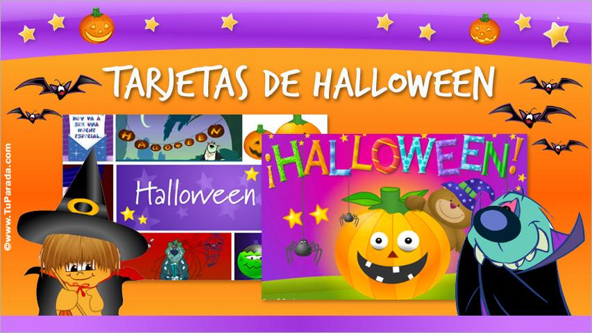 Ver fecha especial de Halloween
