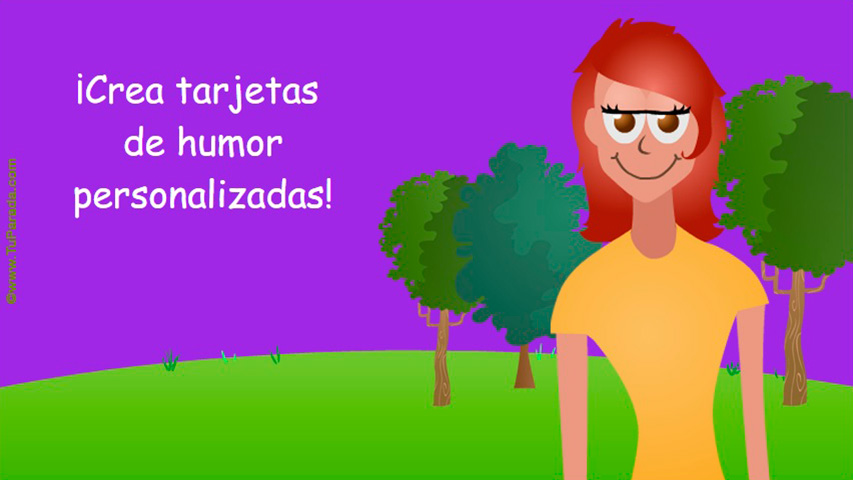 Tarjetas de Humor