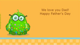 Ecards: Father's Day