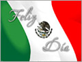 24 - Día de la bandera de México