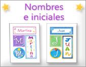 Tarjetas, postales: Nombres propios, imágenes