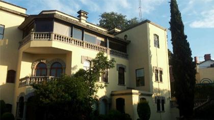 Embajadas en México