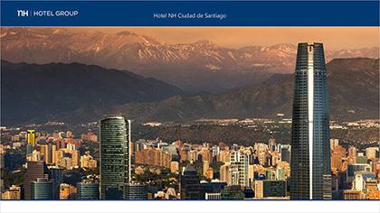 Hoteles en Chile