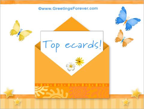 Top Free and Premium greetings ecards