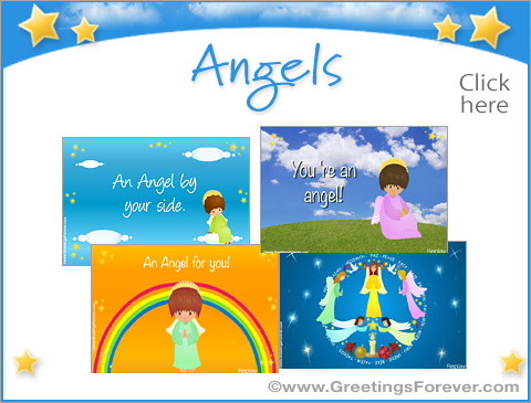 Angels ecards