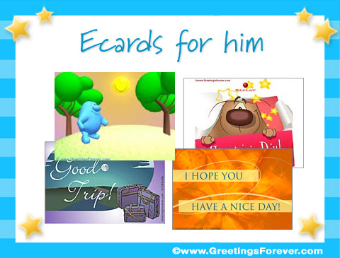 For him ecards