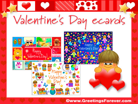 Valentine's Day Ecards