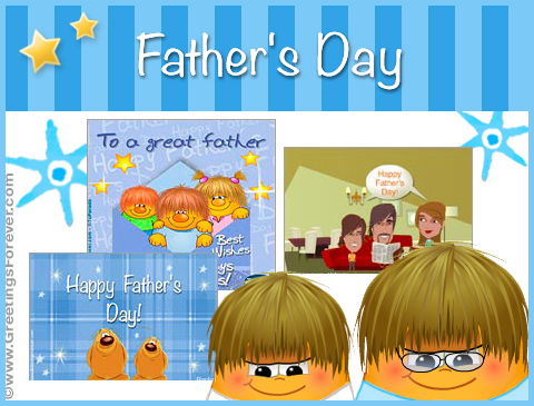 Father's Day Ecards