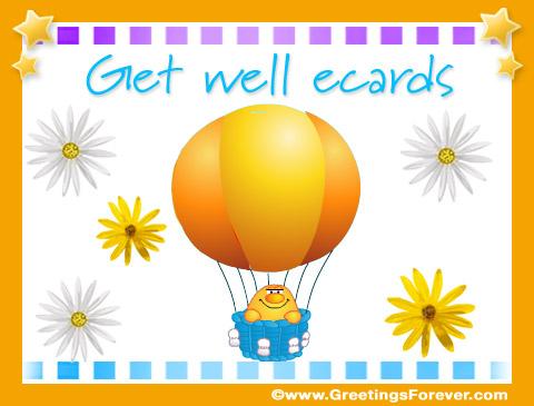 Ecards: Get well