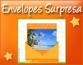 Cartões postais: Envelopes Surpresa