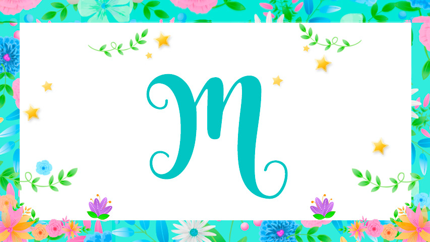 Names with M