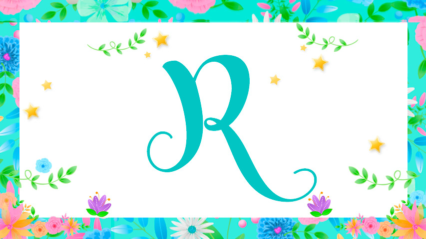 Names with R