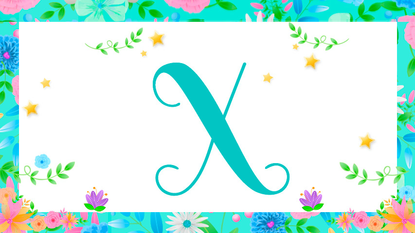 Names with X